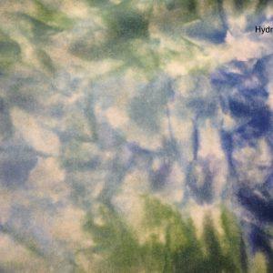 Hydrangea Hand Dyed Wool