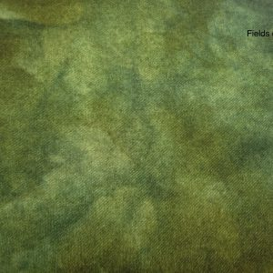 Fields of Green Hand Dyed Wool