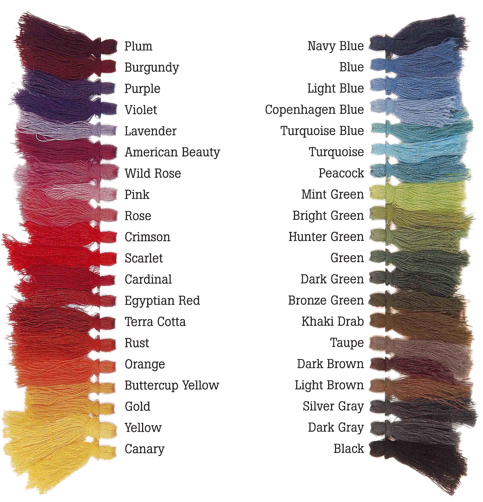 bcf13f9381 Perfection Direct Dyes | W. Cushing & Co