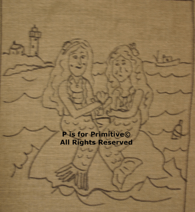 Friendship P is for Primitive Pattern