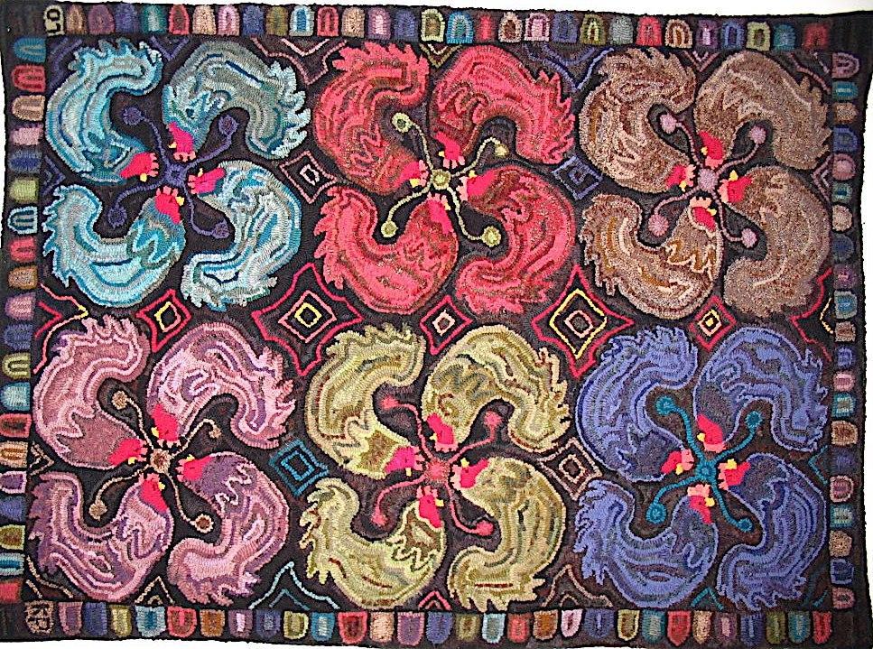 pattern by Primitive Grace