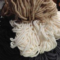 Burly Spun Yarn